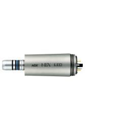 NBX tytanowy mikrosilnik elektryczny z podświetleniem LED